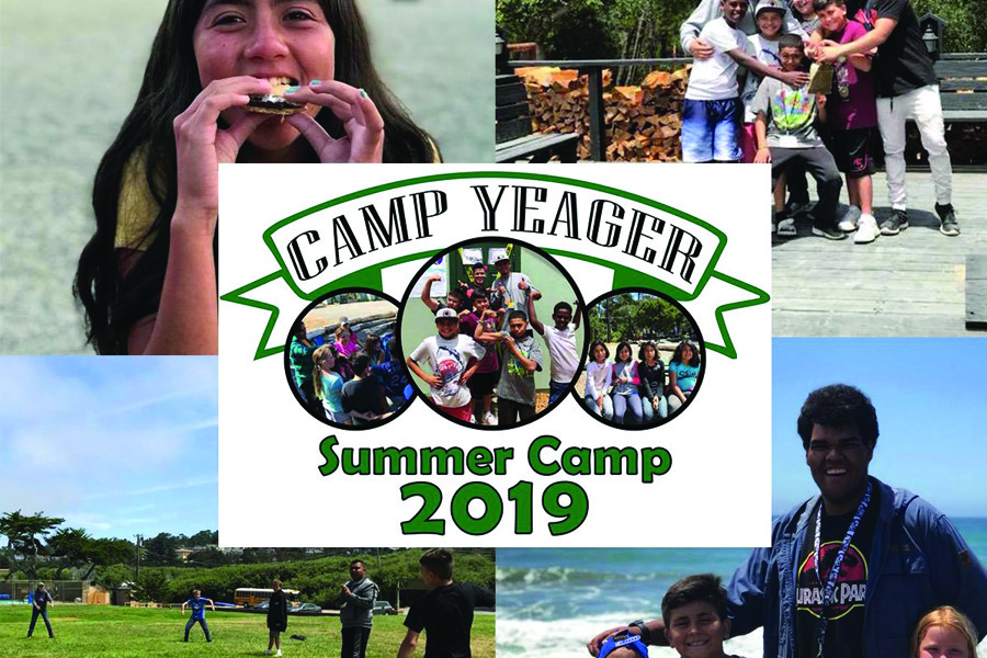 Camp Yeager Summer Camp 2019