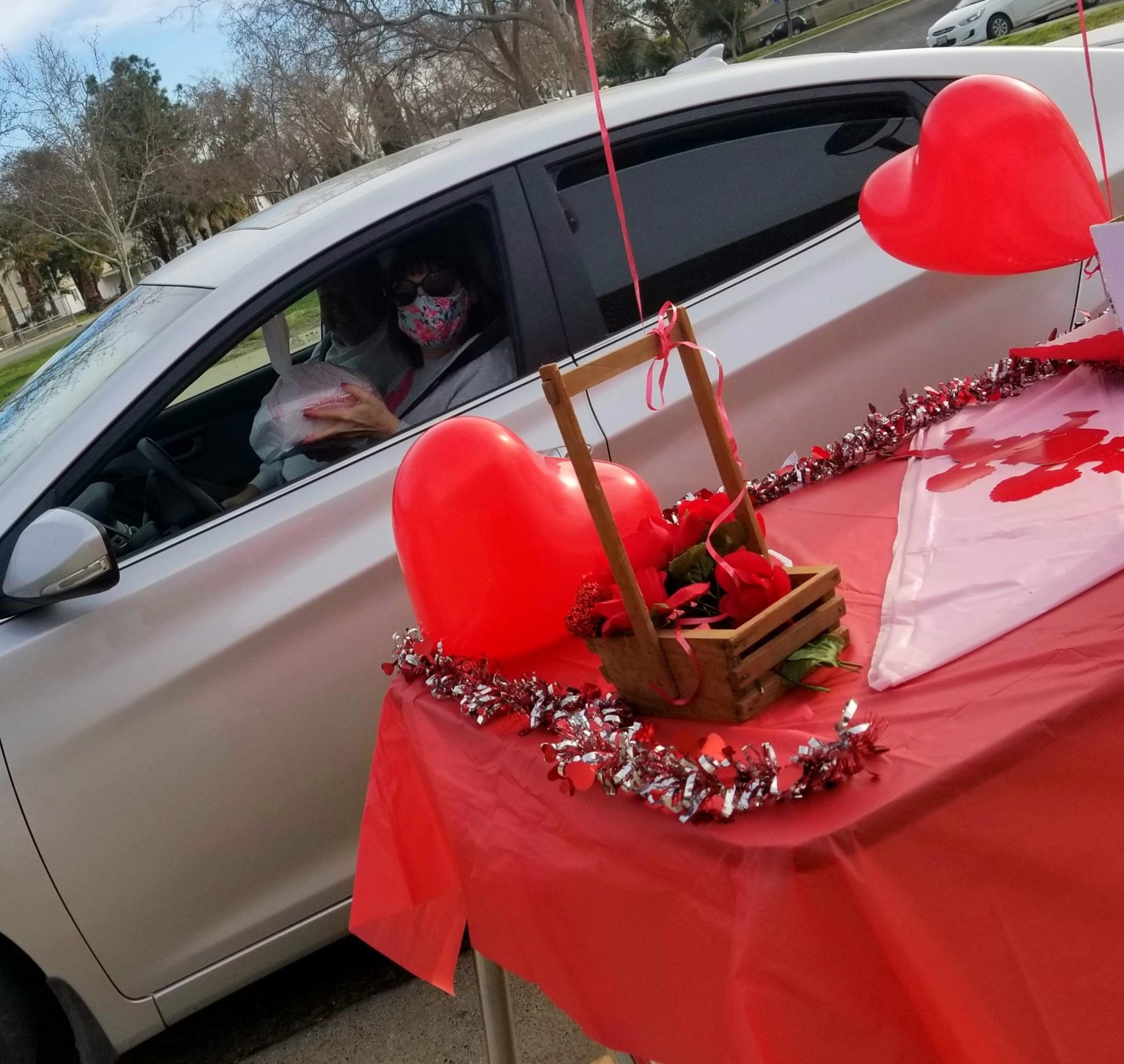 Valentine's Day Drive-Thru Breakfast