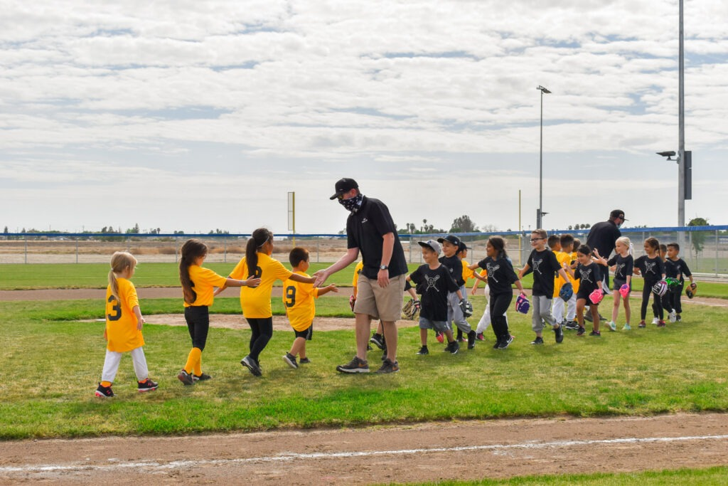 2021 HIT, THROW AND CATCH - TBALL PROGRAM