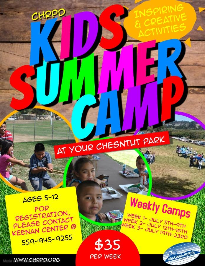 KEENAN SUMMER DAY CAMPS