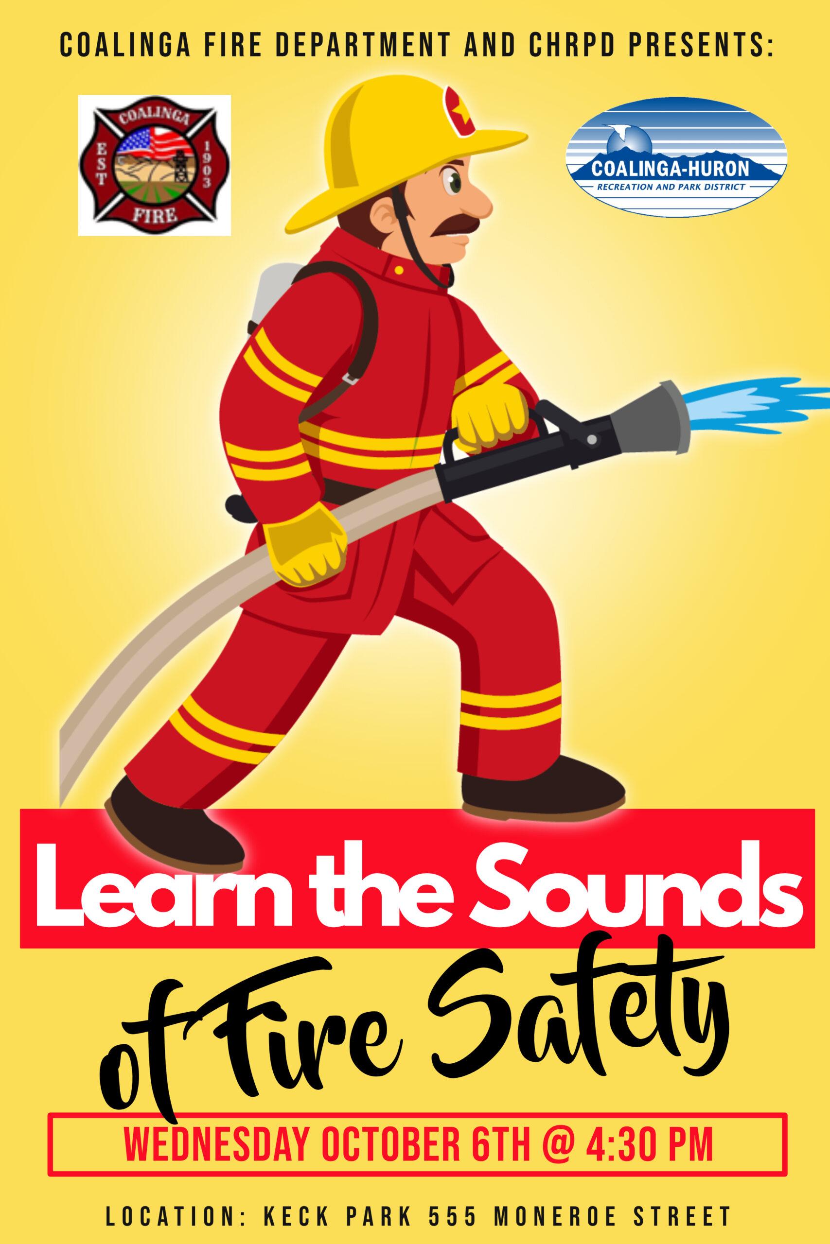 Fire Safety kids presentation CFD