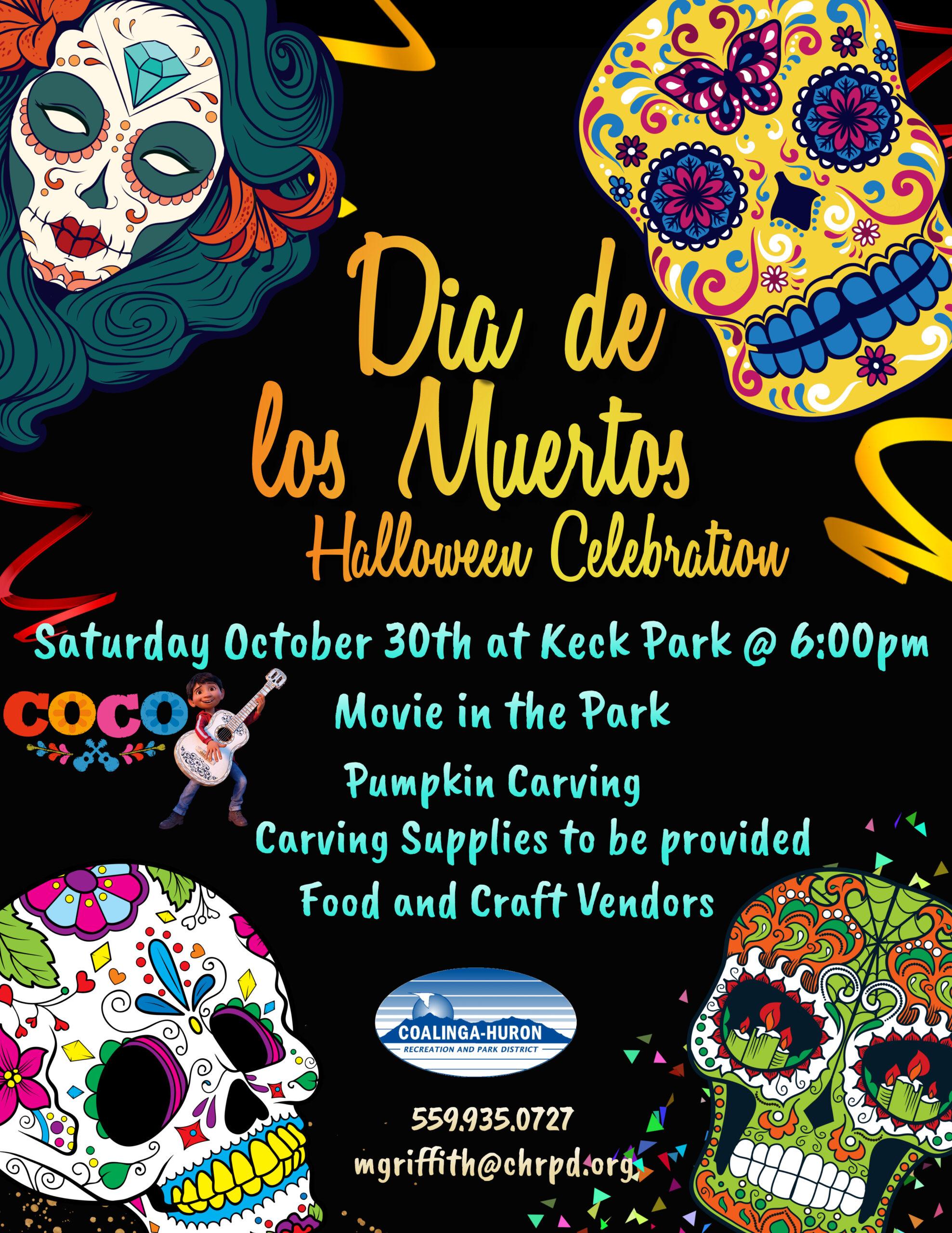Halloween Event 2021 Coalinga